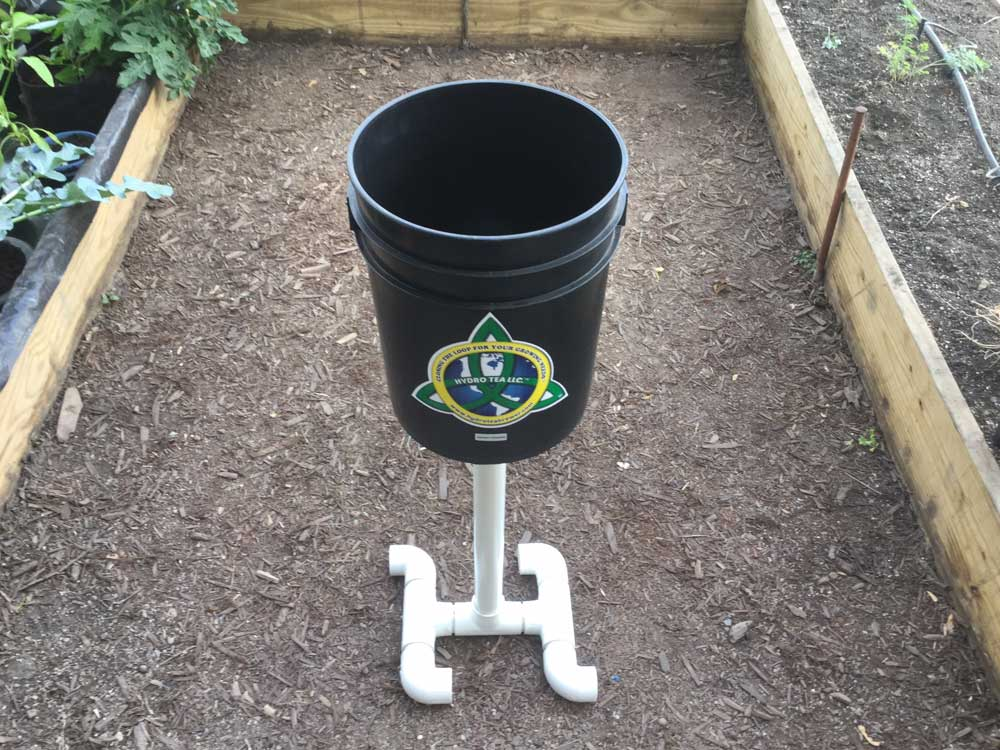 5 Gallon Vortex Bucket